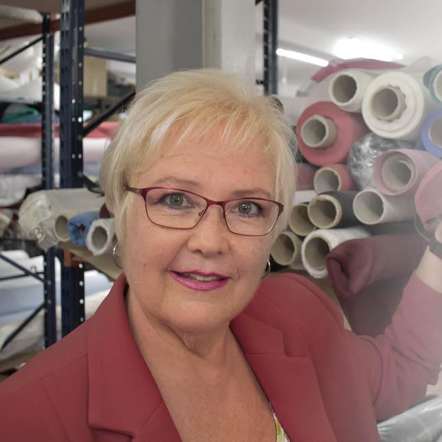 Mari Carmen Arellano de Profesionales del Textil